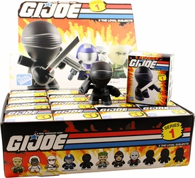 GI Joe Loyal Subjects 3 Inch Vinyl Figure Series 1 Box [16 Packs] New!