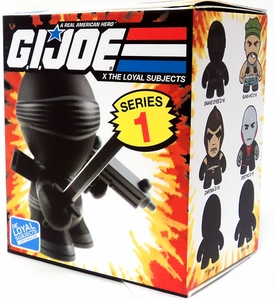 GI Joe Loyal Subjects 3 Inch Vinyl Figure Series 1 Pack [1 Mystery Figure] New!