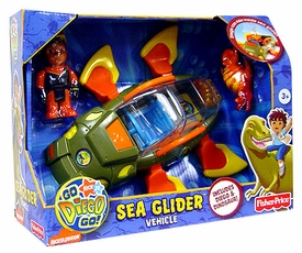Go Diego Go! Vehicle Sea Glider