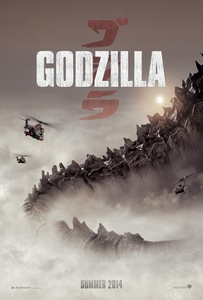 Godzilla 2014 Movie Fighting Action Figure Bite & Thrash Godzilla Pre-Order ships April
