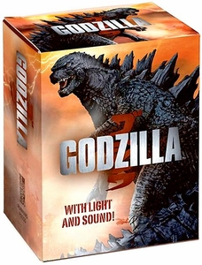 Godzilla 2014 Movie Mini Figure with Lights & Sounds Godzilla