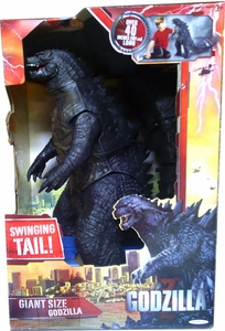 Godzilla 24 Inch Giant Size Action Figure [Over 40 Inches Long!] Pre-Order ships May