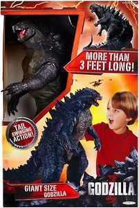 Godzilla 24 Inch Giant Size Action Figure [Over 40 Inches Long!] Hot! Pre-Order ships April