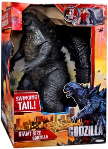 Godzilla 24 Inch Giant Size Action Figure [Over 40 Inches Long!] New!