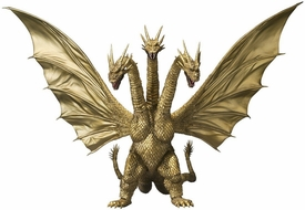 Godzilla Bandai S.H. Monsterarts 10 Inch Action Figure King Ghidorah