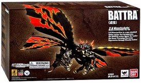 Godzilla Bandai S.H. Monsterarts Action Figure Battra New!