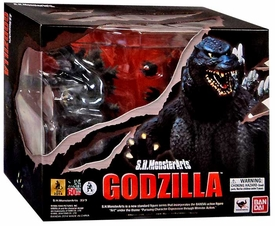 Godzilla Bandai S.H. Monsterarts Action Figure Godzilla [1995 Birth] New!