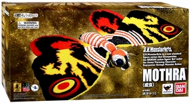 Godzilla Bandai S.H. Monsterarts Action Figure Mothra
