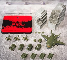Godzilla Bandai S.H. Monsterarts Toho Ultimate Weapon Set 2 Pre-Order ships October
