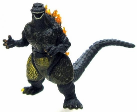 Godzilla Chronicle Multi-Part 3 Inch PVC Figure Burning Godzilla