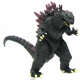 Godzilla Chronicle Multi-Part 3 Inch PVC Figure Godzilla 1999