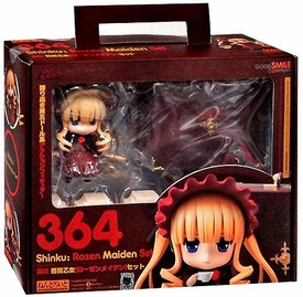Good Smile Company Shinku Nendoroid Figure 364 Rozen Maiden Set