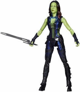 Guardians of the Galaxy Marvel Legends LOOSE Action Figure Gamora