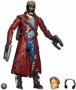 Guardians of the Galaxy Marvel Legends LOOSE Action Figure Star Lord