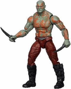 Guardians of the Galaxy Marvel Legends LOOSE Action Figure Drax {Batista!}