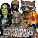 Guardians of the Galaxy Marvel Legends Toys!