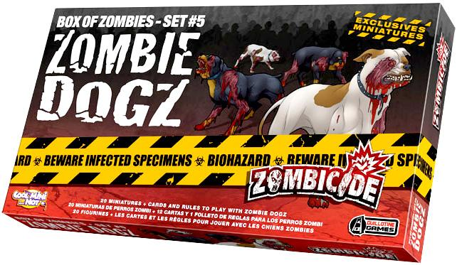 Zombies Board Game Expansion Packs Dogz Board Game Expansion
