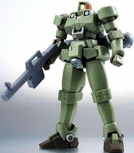 Gundam Wing Robot Spirits Action Figure Leo Space Type [Moss Green] Pre-Order ships July