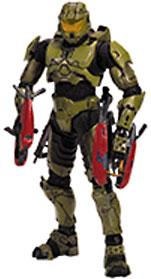 Halo 2014 McFarlane Toys Series 1 Action Figure Master Chief [Halo 2] Pre-Order ships October