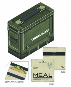 Halo Lunchbox Ammo Crate Pre-Order ships December