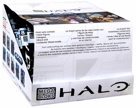 Halo Mega Bloks Alpha Minifigure Mystery Box [24 Packs] Pre-Order ships August