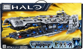 Halo Mega Bloks Exclusive Set #97117 Forward Unto Dawn