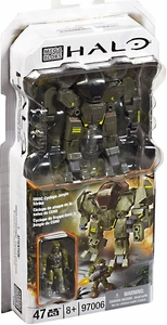 Halo Mega Bloks Set #97006 Jungle Strike Cyclops [Random Package, Same Exact Contents!]