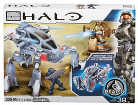Halo Mega Bloks Set #97263 USNC Quad Walker Pre-Order ships July