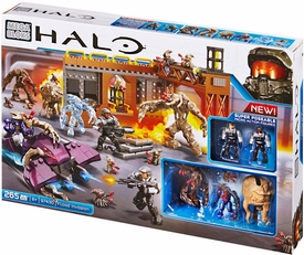 Halo Mega Bloks Set #97430 Flood Invasion New!