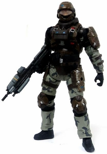 Halo Reach McFarlane Toys Series 4 LOOSE Action Figure UNSC Marine