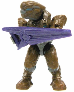 Halo Wars Mega Bloks LOOSE Mini Figure Covenant Bronze Flight Elite with Beam Rifle BLOWOUT SALE!