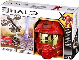 Halo Mega Bloks Set #97224 Micro Fleet Hornet Assault