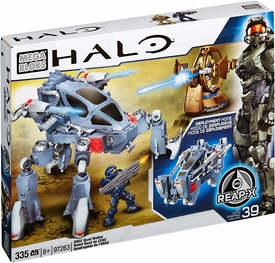 Halo Wars Mega Bloks Set #97263 UNSC Quad Walker