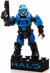 Halo Wars Mega Bloks Set #97354  Metallic ODST Drop Pod [Teal UNSC Soldier] Pre-Order ships August