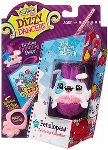 Hasbro FurReal Friends Dizzy Dancers Twirlicious Collection Penelopaw