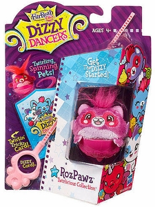 Hasbro FurReal Friends Dizzy Dancers Twirlicious Collection RozPawz