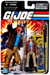Hasbro GI Joe 2013 Subscription Exclusive Action Figure Admiral Keel Haul