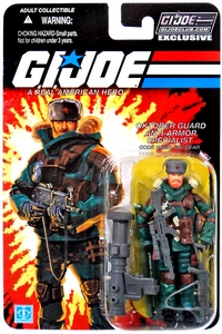 Hasbro GI Joe 2013 Subscription Exclusive Action Figure Big Bear New!