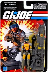 Hasbro GI Joe 2013 Subscription Exclusive Action Figure Bombardier New!