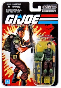Hasbro GI Joe 2013 Subscription Exclusive Action Figure Night Force Falcon