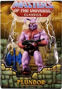 He-Man Masters of the Universe Classics Exclusive Action Figure Plundor