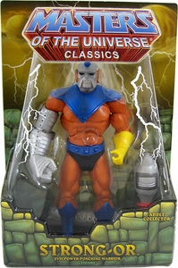 He-Man Masters of the Universe Classics Exclusive Action Figure Strong-Or [Filmation]