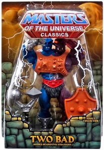 He-Man Masters of the Universe Classics Exclusive Action Figure Two Bad
