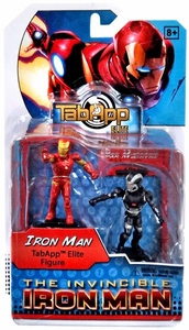 HeroClix TabApp Elite 2-Pack Iron Man & War Machine