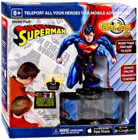 HeroClix TabApp Elite Starter Pack Superman New!