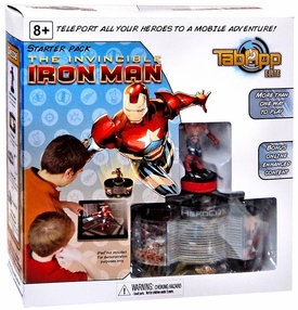 HeroClix TabApp Elite Starter Pack The Invincible Iron Man