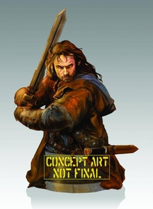 Hobbit Gentle Giant Mini-Bust Kili Pre-Order ships December