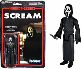 Horror Classics Funko 3.75 Inch ReAction Figure Ghost Face Pre-Order ships November