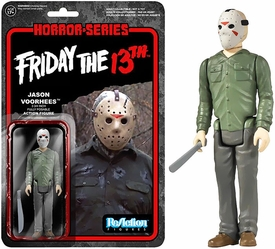 Horror Classics Funko 3.75 Inch ReAction Figure Jason Vorhees Pre-Order ships August