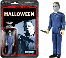 Horror Classics Funko 3.75 Inch ReAction Figure Michael Myers Pre-Order ships August
